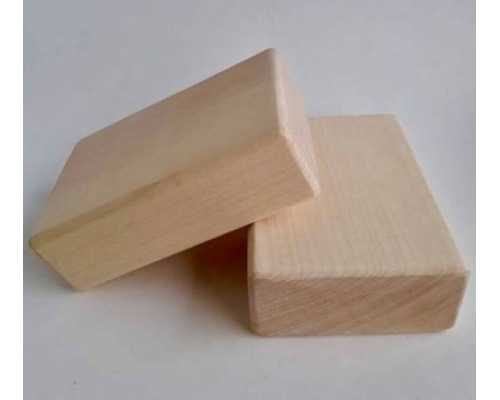 Кубики (низкие): клен