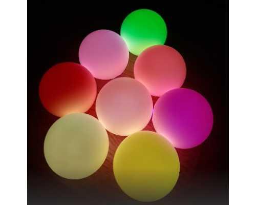 Мяч Fade LED от Play: 7 цветов