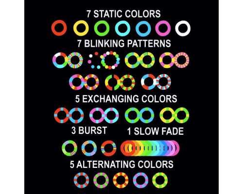 Булава LED One (многорежимная)