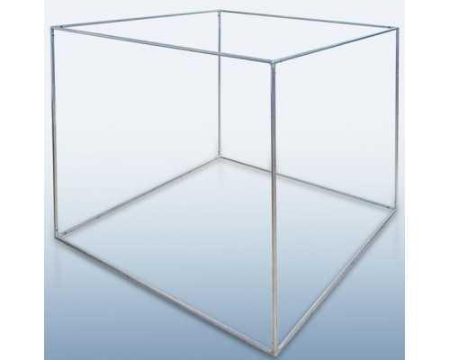 Куб (алюминиевый)