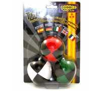 Комплект: сет из 3-х мячей Juggle Dream Thuds