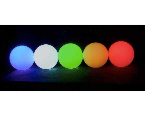 Мяч Single LED Glow ball