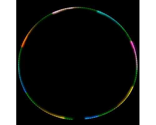 """Хула хуп LED """"Aurora 2"""" с пультом"""