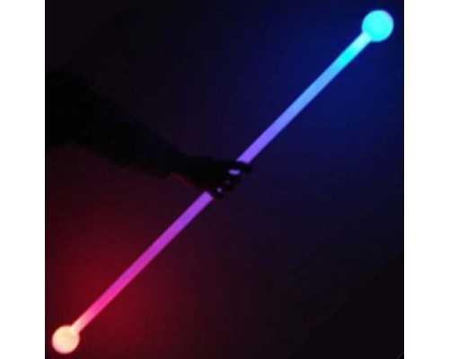 Juggle-Light LED стафф 1.2 или 1.4 метра